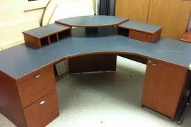 fashionable corner computer desk designs