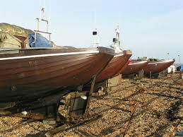 the twilight of the traditionally built hastings beach boat fleet