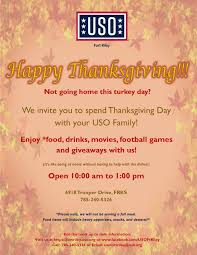 thanksgiving day at the uso tickets thu nov 23 2017 at 10 00