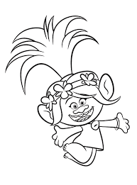 trolls poppy coloring pages jpg 1100 1484 coloring sheets
