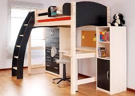 Bunk Bed Loft With Desk Bedroom Amusing Ikea Bunk Beds Loft Bed With Desk Underneath
