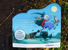 a muddy day at room on the broom adventure trail free book walk