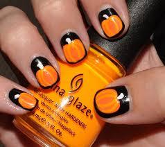 Halloween Nail Art Pumpkin - 45 scary halloween nail designs and ideas 2016