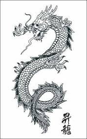 feminine dragon tattoo designs