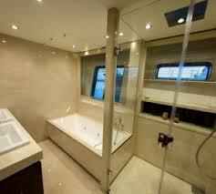 marine boot c bathroom remarkable journey of exciting new princess 30m superyacht kohuba