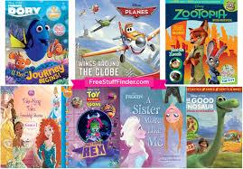 7 free disney ebooks frozen finding dory zootopia u0026