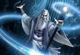 image saruman the white wizard fantasy lord of 3840x1080 hd