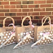 bridesmaids bags best 25 bridesmaid gift bags ideas on thoughtful