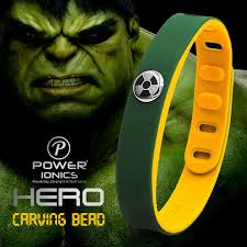 titanium balance bracelet images Hero power ionics 3000 ions idea band sports titanium bracelet jpg