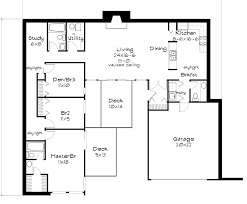 earth contact home floor plans