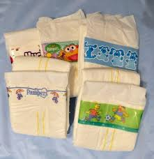 Abri Form Comfort Diaper Tapes 40 Pieces Baby Prints By Toddlerforever