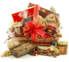 uk gift baskets festive basket non alcoholic send christmas