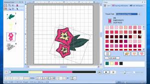 brother ped basic software for downloading embroidery designs