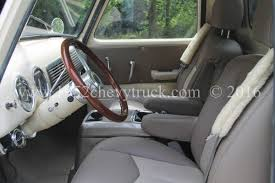 Chevy Truck Interior 1949 53 Chevy Truck Upholstery Seats Carpets Headliner Door