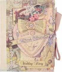 wedding planner journal vintage wedding planner book diary journal organiser engagement