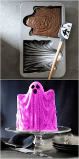 ghost cake mold from williams sonoma what perfection a pink