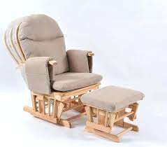 Reclining Rocking Chair For Nursery Fascinating Rocker Glider Recliner With Ottoman Reclining Rocking
