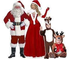 mrs santa claus costume christmas costumes for family pics costume discounters