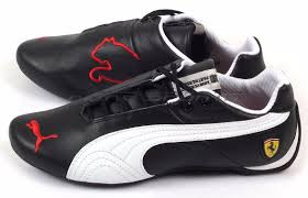 ferrari shoes puma athletic shoes nib mens puma future cat leather sf 10 black