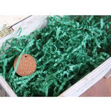 gift basket shredded paper 10 5 oz x shredded paper green crinkle paper shred crinkle