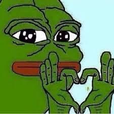Meme Heart - pepe the frog heart meme generator