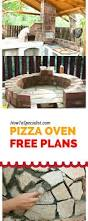 how to build a pizza oven tips ideas plans and instructions