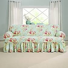 Bed Bath Beyond Sofa Covers by Sofa Slipcovers Couch Covers And Furniture Throws Bed Bath U0026 Beyond