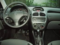 peugeot interior peugeot 206 carsinamerica
