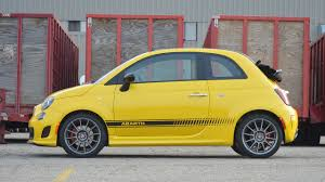 2016 fiat 500c abarth review everything u0027s a compromise