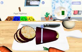 jeux de recette de cuisine réalité augmentée pour cuisiner en famille avec les personnages disney