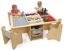 kids table with storage pin by pamela lancour on basement ideas pinterest basements