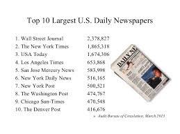 audit bureau of circulation usa lesson 7 newspapers