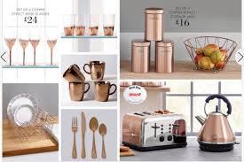 Kitchen Accessory Ideas - simple copper kitchen accessories 56 love to diy home decor ideas