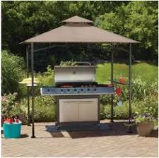 bbq tent new large steel frame grill gazebo outdoor bar vented top