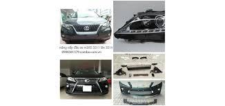 xe lexus rx350 doi 2015 độ xe lexus rx350 độ body kit lexus rx350 09 lên 2014