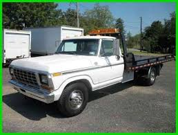 used ford tow trucks for sale ford f350 ranger xlt flat bed tow truck 1978 flatbeds rollbacks