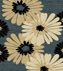 7x10 Rugs B103 Blue Panache Larissa Floral Rug 7x10 Ft At Home At Home