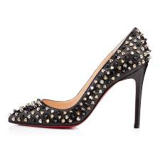 louboutin new york christian louboutin pigalle spikes 120mm pumps