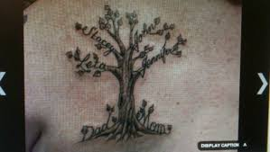 family tree tattoos with names pictures to pin on