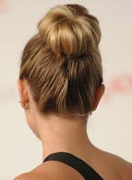 hairstyles with a hair donut 50 lovely bun hairstyles for long hair