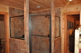 Cabin Bathrooms Ideas by Home Decor Bathroom Walk In Showers Master Bathroom Ideas 62436