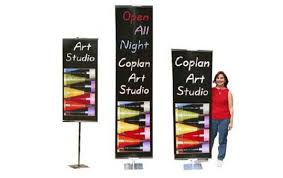 table top banners for trade shows table top trade show displays lets go banners