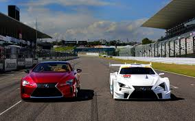 lexus 2017 lc500 wallpapers lexus 2017 lc 500 super gt 2 cars front 3840x2400