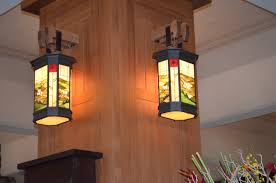 arts and crafts style lighting advice for your home decoration