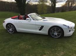 mercedes sls amg roadster for sale used mercedes sls cars for sale with pistonheads