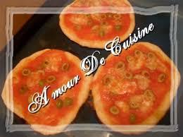 amour de cuisine pizza des mini pizzas amour de cuisine