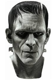 scary masks deluxe frankenstein costume mask scary costume masks