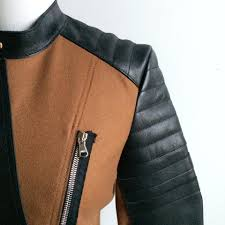 black motorcycle jacket 3 1 phillip lim black felt leather moto motorcycle coat motorcycle