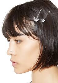 cheap monday diamond hair pins dolls kill
