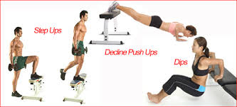 Workouts With A Bench Workout Bench Exercises Infoworkout Co